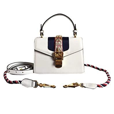 82fa8089f353 Womens GG Sylvie leather mini bag handbag: Handbags: Amazon.com