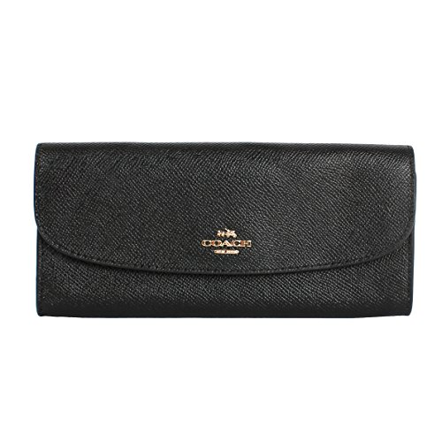 Coach F59949 Wallet in Crossgrain Leather (Boutique Designer Wallet)