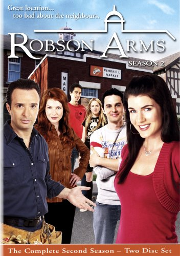 Robson Arms: Season 2 - Stores On Robson
