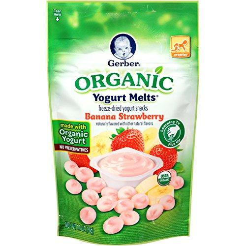 organic baby yogurt melts - 4