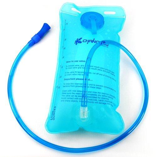 2L Wandern Hydration System Radfahren FREIHÄNDIGER Bite Wasser Tasche Blase