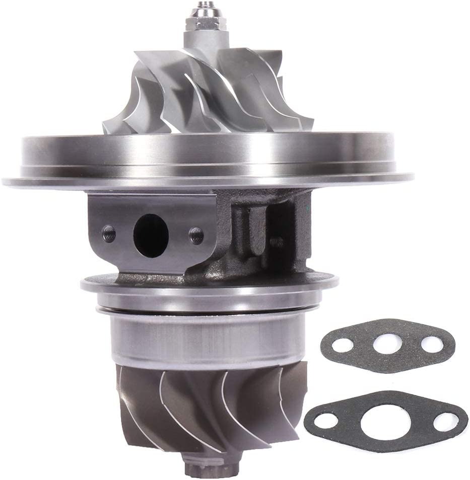 SCITOO 23518588 23518567 23518597 23523197 2585838C91 Turbocharger Turbo Cartridge Core CHRA Fits Genuine Borg Warner S400SX4-75 S475 Turbo T6 Twin Scroll 1.32A//R