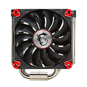 MSI CPU Cooler, Silver/Black (Core Frozr L)