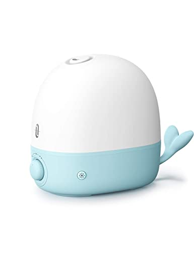 TaoTronics Ultrasonic Humidifiers for Babies Nursery