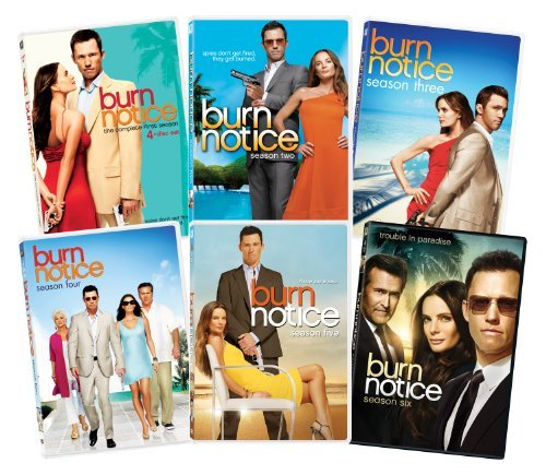 Burn Notice: Season 1-6 Collection -  DVD