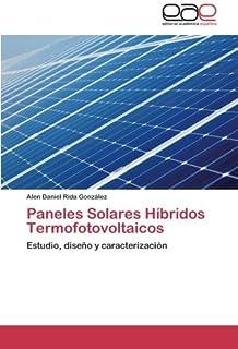 Paneles Solares Hibridos Termofotovoltaicos