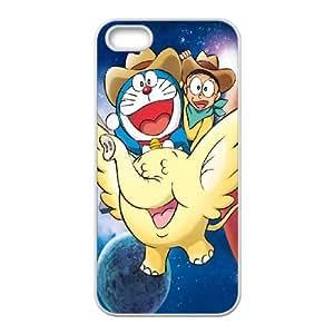 Doraemon iPhone 4 4s Cell Phone Case White JU0000220