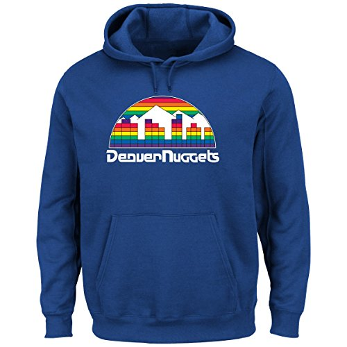 Denver Nuggets Hooded Sweatshirt, Nuggets Hooded