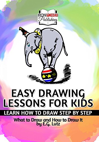 Easy Drawing Lessons for Kids - Learn How - Draw Dvd