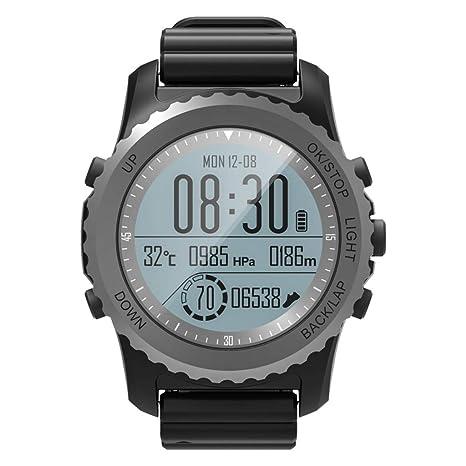 JingJingQi Pulsera de Actividad inteligenteS968 GPS Reloj ...
