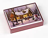 Family Tradition Boxed Christmas Cards - Set of 15