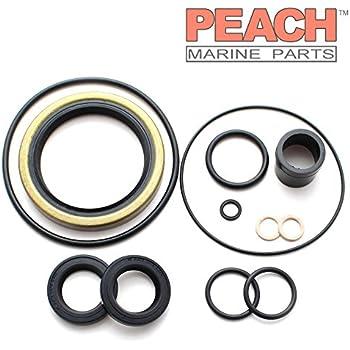 Peach Motor Parts PM-32-864959 Hose Power Trim Port Fits Mercury Mercruiser®