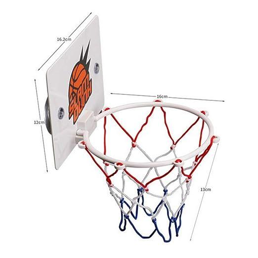 LYH Canasta Baloncesto Infantil Portátil Divertido Mini Baloncesto ...