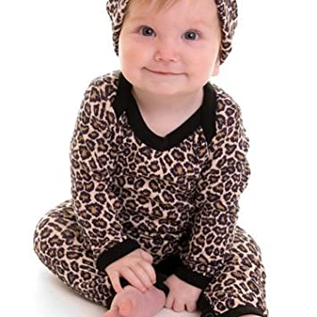 Rockabilly Baby Clothes - Leopard Print Baby Clothes - Leopard Baby  T-shirt Trousers 5dccadd78d57