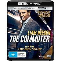 The Commuter (4K Ultra HD + Blu-ray + Digital)