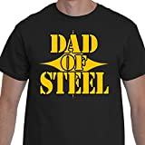 Dad Of Steel Father's Day T-Shirt