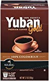 Yuban Colombian Coffee K-Cup Packs ,12 count (Pack of 6)