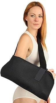 Cabestrillo para lesiones en el hombro Soporte de codo roto ...