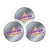 Tachyonized 35mm Micro-Disk 3-Pack