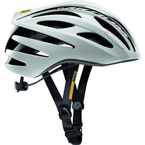 Mavic Aksium Elite Helmet White/Black, L