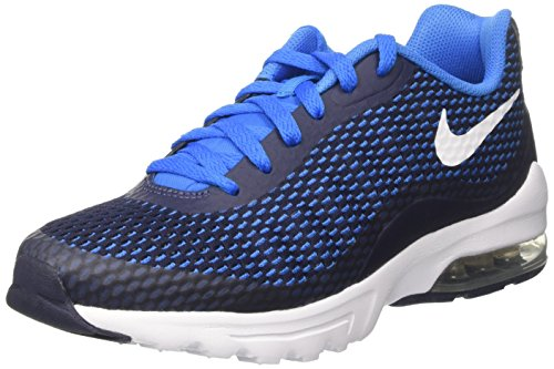 Nike Air Max Invigor SE Midnight Navy White Photo Blue Mens Running Shoes 870614401 Midnight Navy/White/Photo Blue