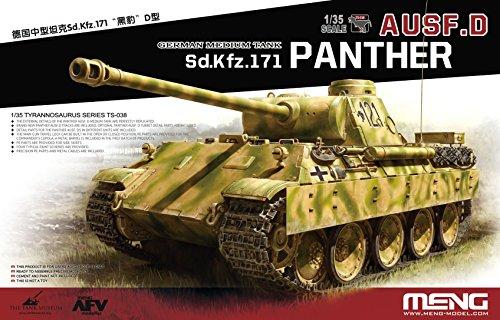 Meng Model 1:35 - Sd.kfz.171 Panther Ausf. D (Sd Kfz.171 Panther)