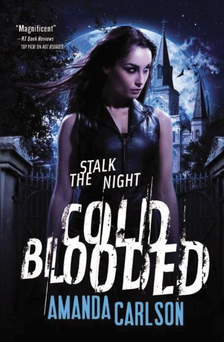 Cold Blooded by Amanda Carlson (October 08,2013)