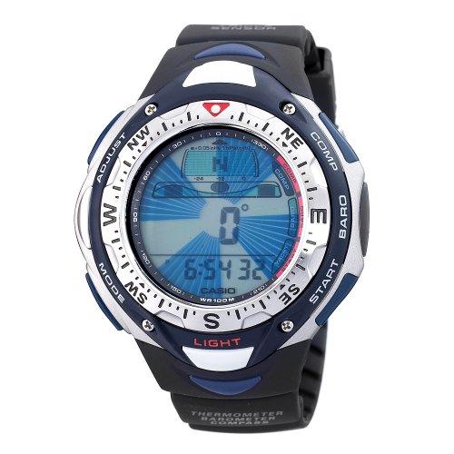 Casio Men S Spf40 1v Sea Pathfinder Tide Watch Import It All