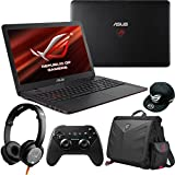 Compare Alienware AW15R2 (-1546SLV) vs ASUS ROG (GL551VW-DS51)