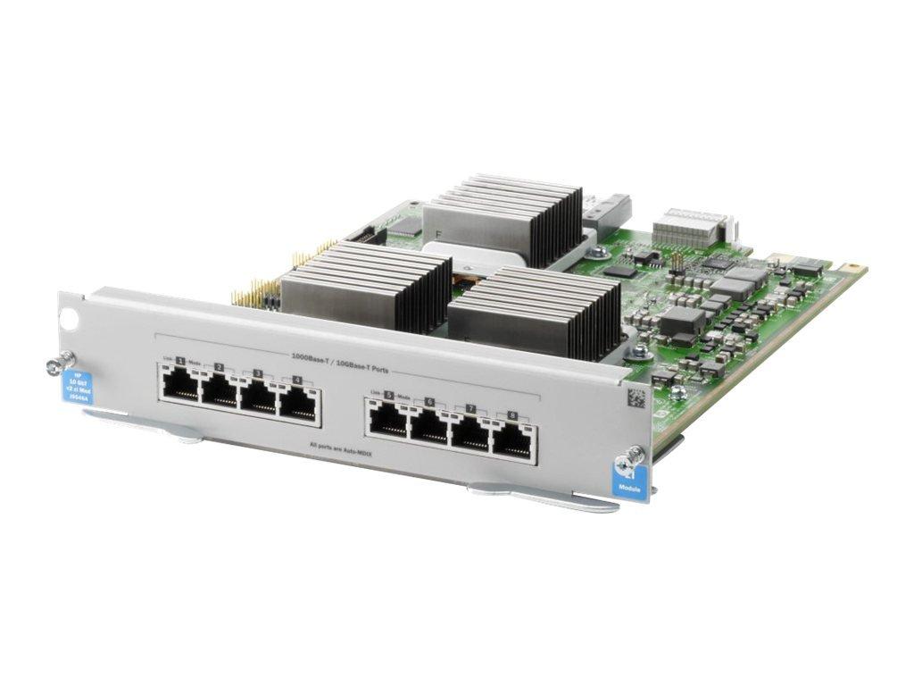 HP J9546A Procurve 8-PORT 1G/10G BASE-T V2 ZL 5400zl 8200 Expansion Module
