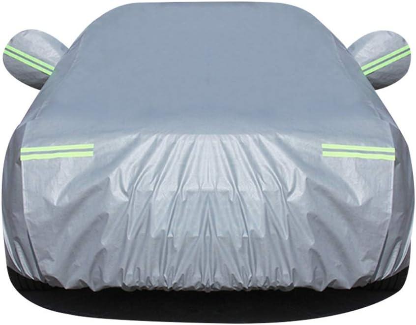 Car Cover PEVA avec Ford Car Cover Compatible /étanche Pleine Voiture Couverture Isolation cr/ème Solaire Anti-Pluie /Épaississement