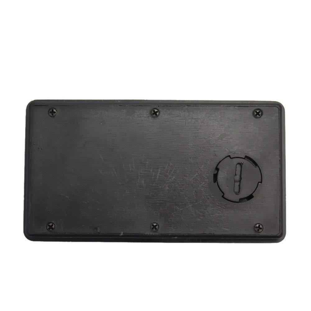AzuNaisi /Útil LCD Pantalla de Inicio Sala Interior de Pared Term/ómetro Digital de Temperatura Suministros de Coches