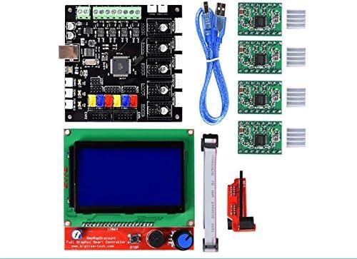 Accesorios de impresora 3D Placa base KFB-2.0 compatible con ...