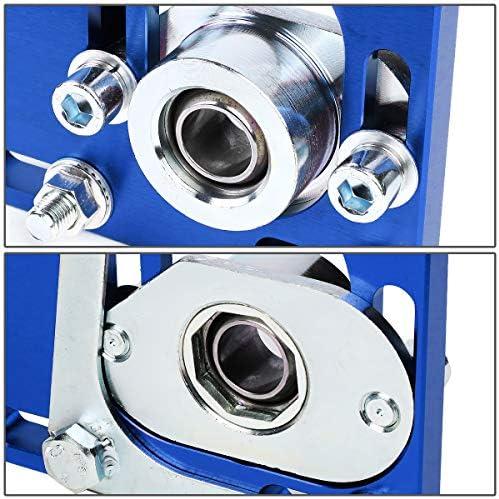 DNA Motoring CBK-PLT-FM94-SL Front Adjustable // 2.5 Coilover Camber//Caster Plates