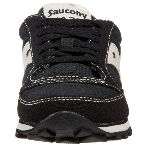 Saucony Originaler Kvinners Jazz Lav Pro Vegan Retro Sneaker Svart