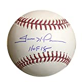 Trevor Hoffman San Diego Padres Autographed Hall of Fame HOF 18 Signed Baseball JSA COA 2