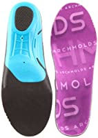Archmolds   Ultimate Cushion Insole,Purple,A  Women's 4 .5 - 5