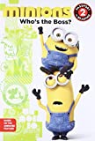 img - for Minions: Who's the Boss? (Passport to Reading Level 2) book / textbook / text book