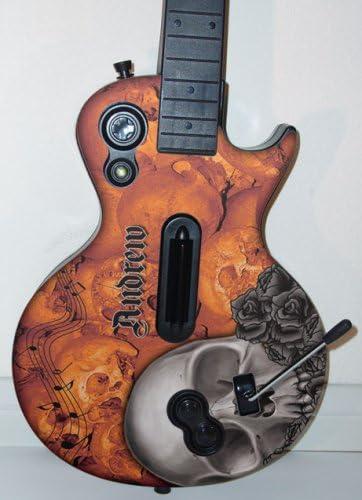 Guitar Hero 3 - Skin para guitarra de Guitar Hero 3 para Xbox 360 ...