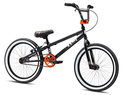 Mongoose Boy's LSX Bicycle, 20-Inch, Matte Black