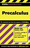 CliffsQuickReview Precalculus (Cliffs Quick Review (Paperback))