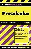 CliffsQuickReview Precalculus (Cliffs Quick Review (Paperback))