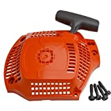 Husqvarna 504597002 Chainsaw Recoil Starter Assembly Genuine Original Equipment Manufacturer (OEM) Part for Husqvarna