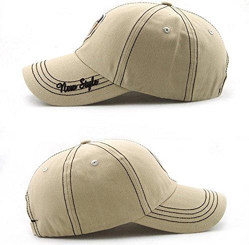 Beige Navidad hat beanie Halloween algodón Light Beige gorra Señoras CAP MASTER sombreros claro man hat 6A5wdqqnt