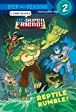 Reptile Rumble! (DC Super Friends), Billy Wrecks, 0385374046