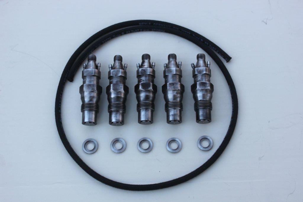 Bosch inyector de combustible remanufacturados Mercedes Diesel 77 - 85 Monark: Amazon.es: Coche y moto