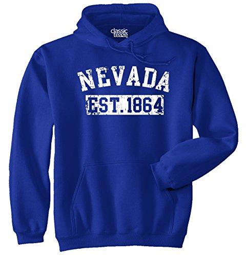 Royal Blue Classic Sweatshirt - 5