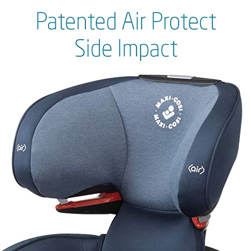 51%2BNK wbbOL - Maxi-Cosi Rodifix Booster Car Seat, Nomad Blue, One Size