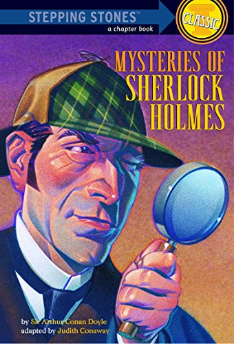 Mysteries of Sherlock Holmes (A Stepping Stone Book) (Age Of Conan Best Class)