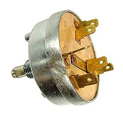 AR48724 New 12 Volt Light Switch For John Deere Tr